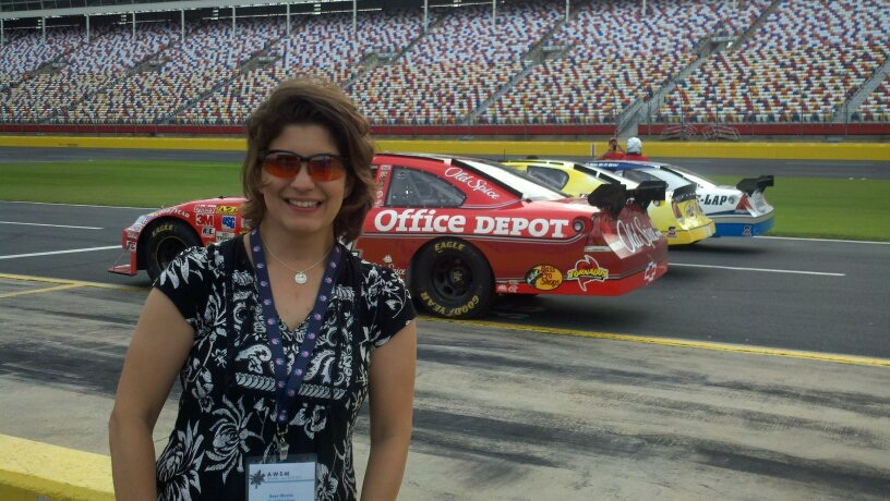 Passion and inspiration at a nascar experience byline to for Ride along charlotte motor speedway